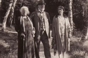 Opa en Oma Stoop
