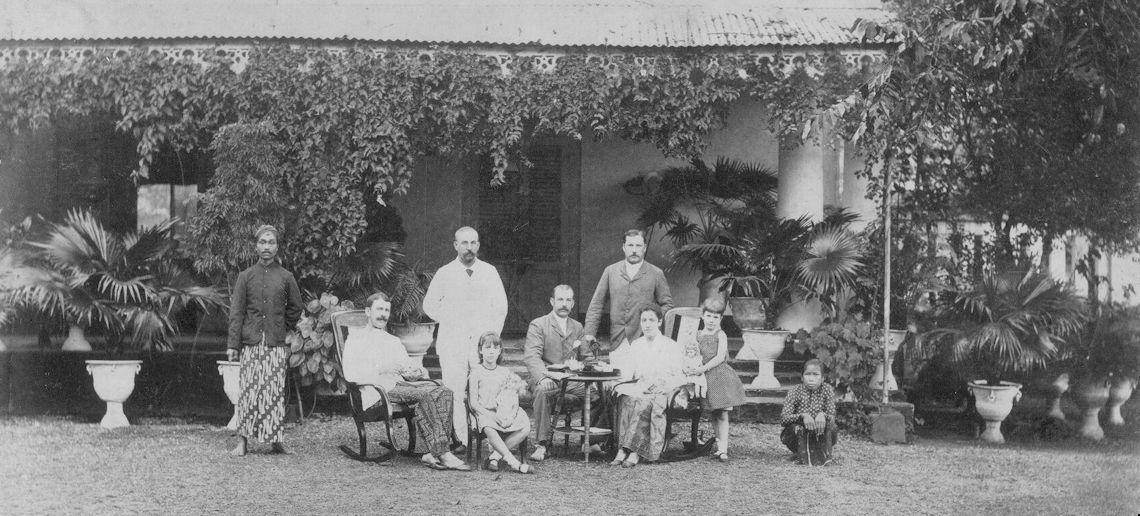 Gebroeders Stoop in Dinoyo, 1888